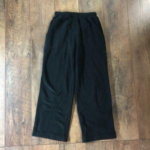 Black Hanna Anderson Sweatpants - Boys
